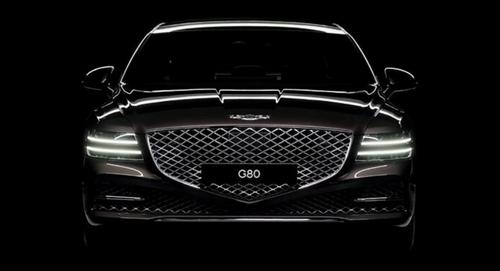 捷尼赛思G80设计性能获海外车媒盛赞