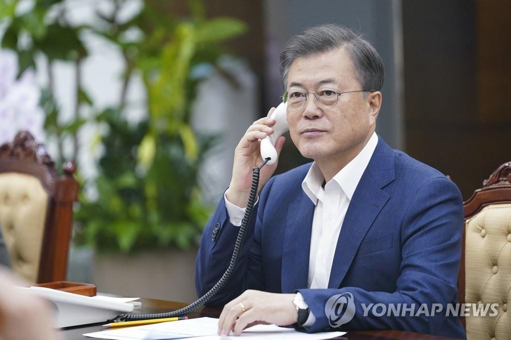 2020年4月8日韩联社要闻简报-1
