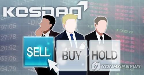 3月韩股外资卖出超780亿元创纪录