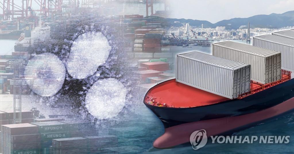 韩国4月前10天出口同比减18.6%
