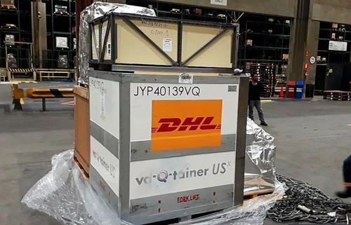 韩国向巴西出口130万套新冠快检试剂盒