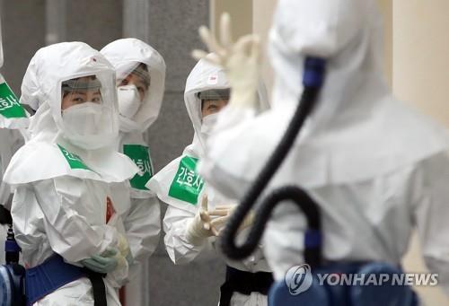 简讯:韩国新增8例新冠确诊病例 累计10661例