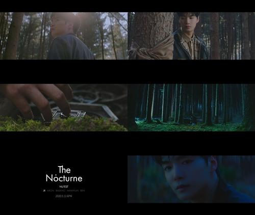 NU'EST下月携新专辑《The Nocturne》回归