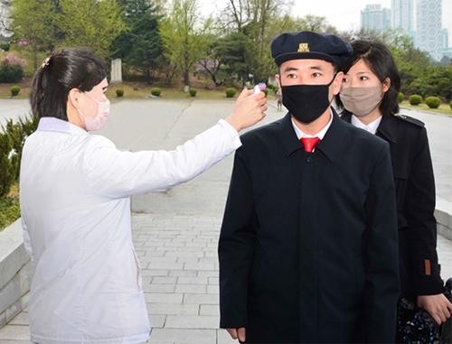 消息:朝鲜大学和高三学生率先复学