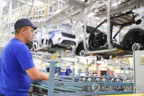 现代汽车三星电子在俄工厂复工