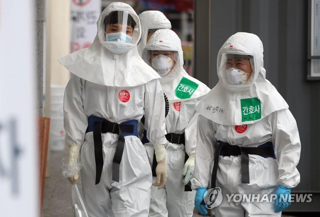 简讯:韩国新增9例新冠确诊病例 累计10683例