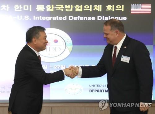 韩美联合国防协商机制第17次会议明举行