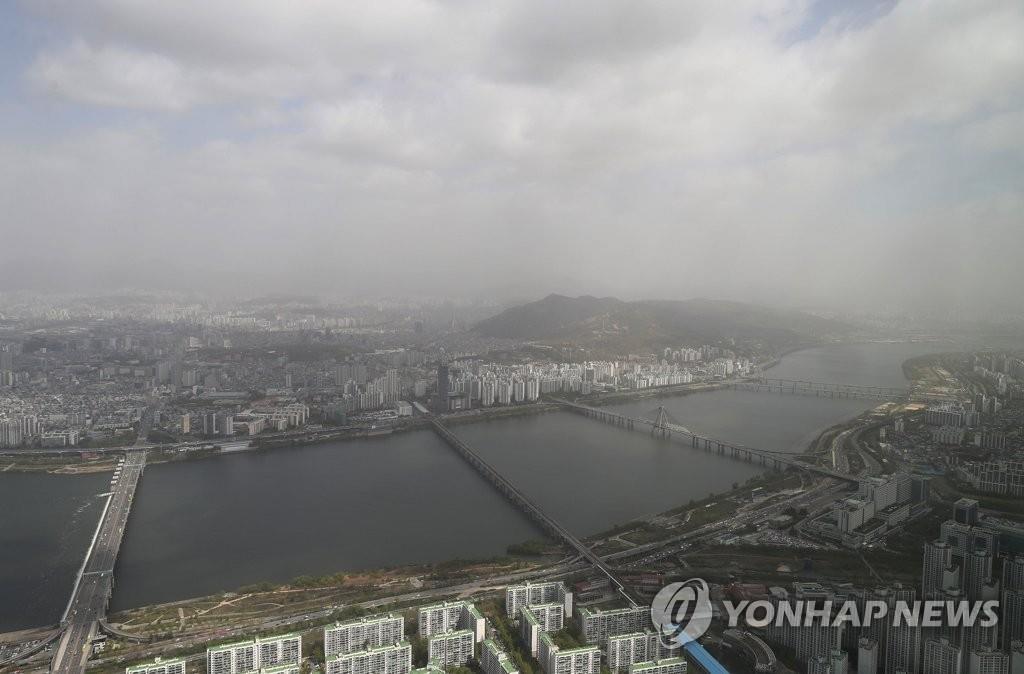 首尔雾霾国内成因增加 中国占比持平
