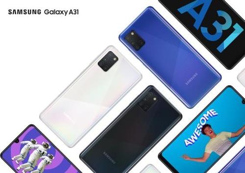 三星平价版Galaxy A31明在线发售
