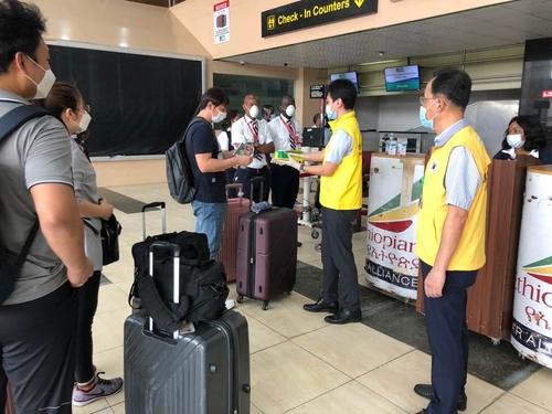越南为340名韩企人士入境设例外