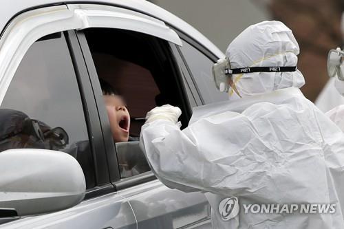 韩四成未成年新冠病例与新天地教会集体感染有关