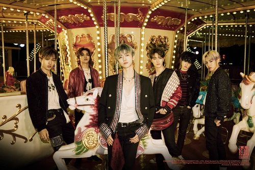 NCT DREAM新辑登顶49个国家和地区iTunes专辑榜
