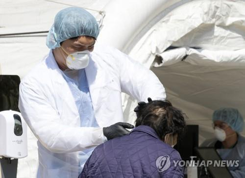 韩政府拟定点运营千处呼吸道门诊严防疫情