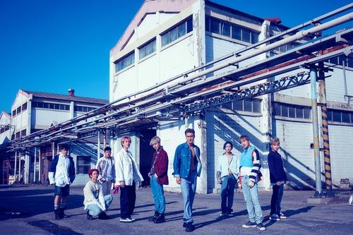 资料图片:Super Junior 韩联社/SM娱乐供图(图片严禁转载复制)