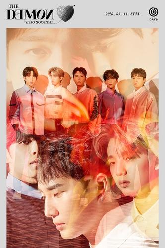 韩乐队DAY6推迷你六辑:望新辑给人慰藉
