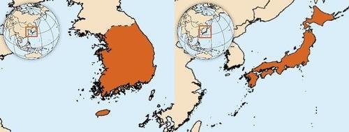 韩民团:世卫地图漏标独岛拒纠错