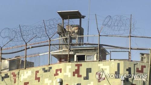 韩军对前哨武器实施检查力争及时排障