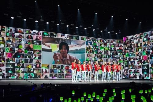 NCT 127线上演唱会吸引逾10万粉丝同时收看