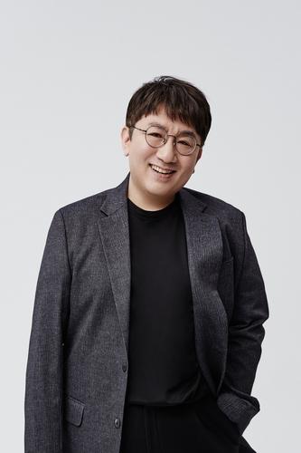 资料图片:房时赫 韩联社/BigHit娱乐供图(图片严禁转载复制)