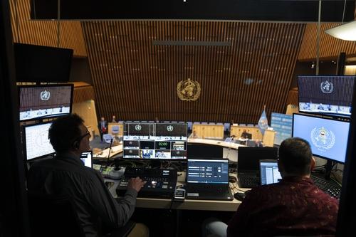 朝鲜在世卫大会呼吁解除制裁以防疫情扩散