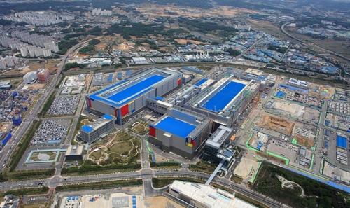 三星电子公布在平泽投建半导体代工生产线计划