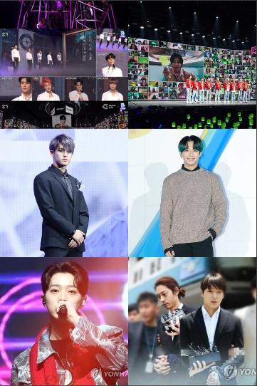 一周韩娱:NCT127线上演唱会盛况 韩偶像被曝夜游梨泰院 - 5