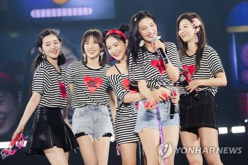 Red Velvet小分队下月首推迷你专辑