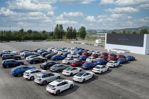 全新宝马5系和6系在韩全球首发