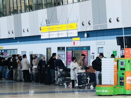 详讯:133名旅俄韩侨乘临时航班启程回国