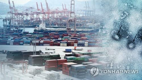 详讯:韩国5月出口同比下降23.7%