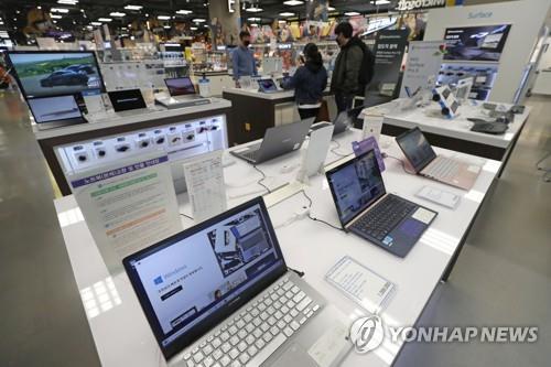 调查:韩国人宅家避疫期电脑手机收视激增