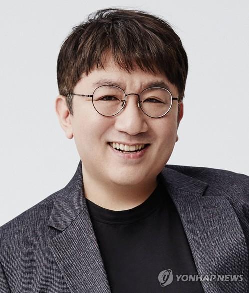 防弹东家代表房时赫获PONY CHUNG创新奖
