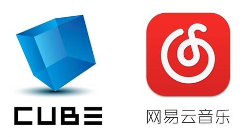 CUBE娱乐与网易云音乐签署战略合作协议