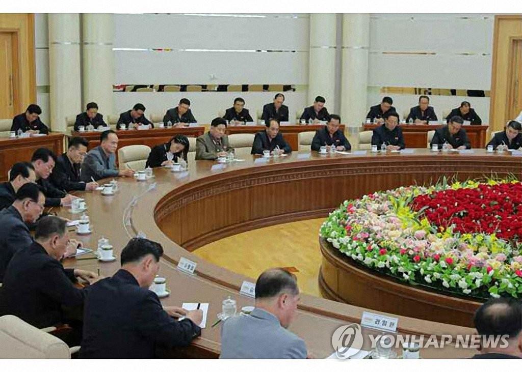 朝鲜召开劳动党中央政治局会议讨论民生问题