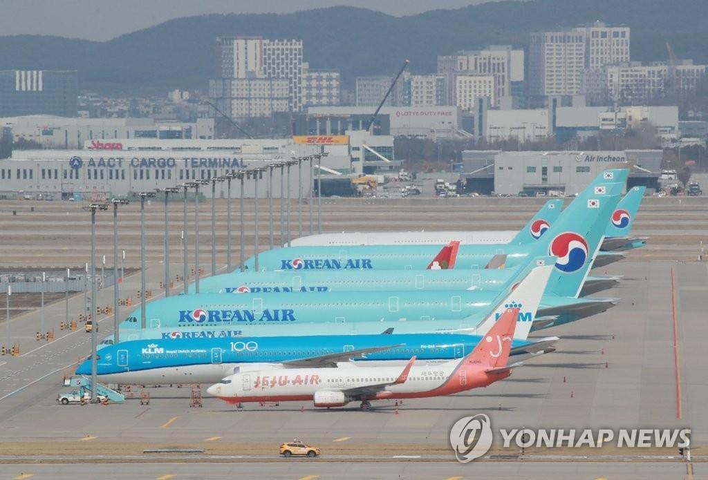 中国驻韩大使馆:中韩航线下月有望增加