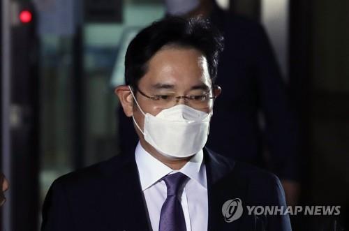 简讯:韩法院决定不予批捕三星掌门人李在镕