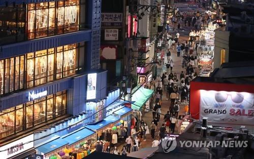 韩防疫部门:需及时阻断首都圈社区关联性疫情