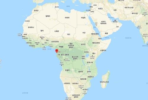 在非洲加蓬被绑韩国公民获释