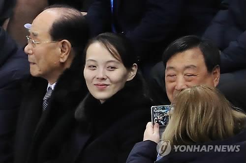 金与正从对韩信使变成唱白脸的对韩事务一把手