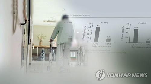 韩国60岁以上高龄新冠病例骤增