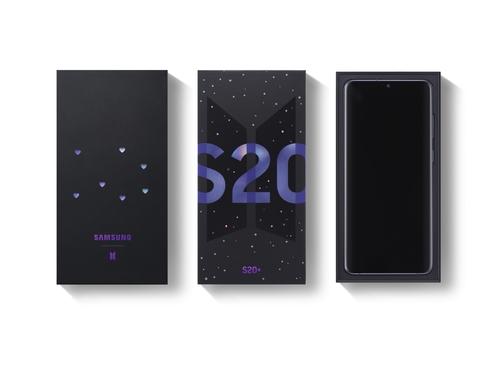 三星Galaxy S20+防弹联名限量版下月上市