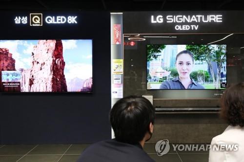 疫情洗牌电视市场 中国欢喜韩国愁