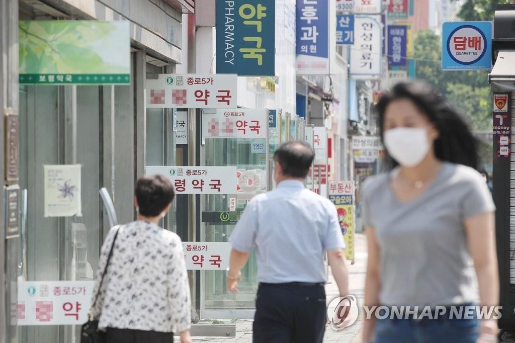 韩国放宽口罩限购 每人每周可购10个
