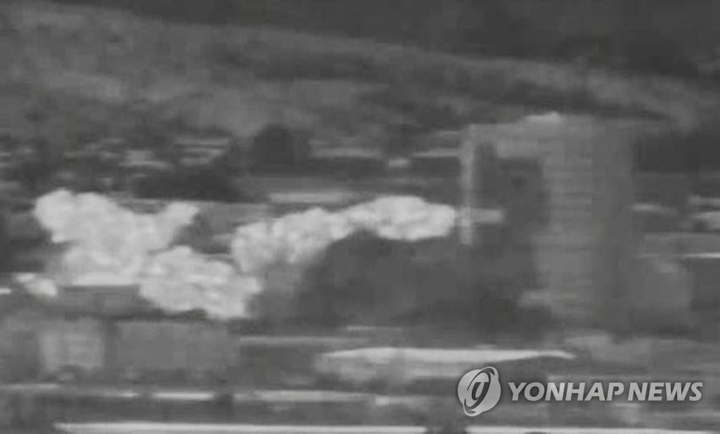 详讯:韩青瓦台对朝鲜爆破韩朝联办深表遗憾
