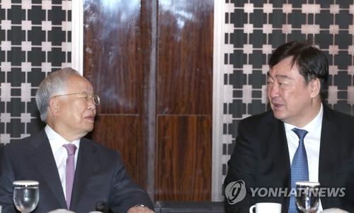 韩经济团体邀请中国驻韩大使座谈
