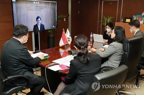 韩新宣布启动数字伙伴关系协定谈判