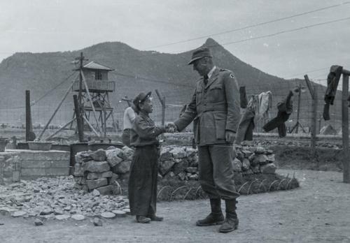 韩战70张旧照曝光 还原半岛战争历史
