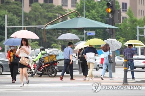 详讯:首尔今晨降温 热带夜预报落空