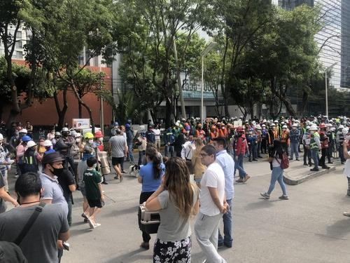 韩外交部:墨西哥地震致1名韩国公民受伤
