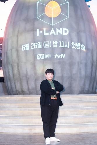 房时赫 韩联社/Mnet供图(图片严禁转载复制)